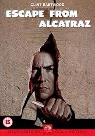 Escape From Alcatraz - (Import DVD)