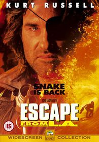 Escape From L.A. - (Import DVD)
