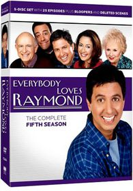 Everybody Loves Raymond-Ser.5 (5 Discs) - (parallel import)