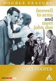 Farewell To Arms/Meet John Doe - (Import DVD)