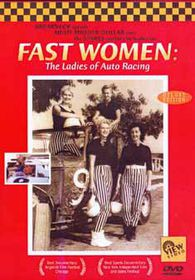 Fast Women-Ladies of Motor Rac - (Import DVD)