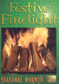 Festive Firelight - (Import DVD)