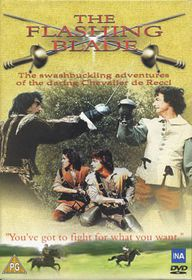 Flashing Blade Vol. 1-2 (2 Discs) - (Import DVD)