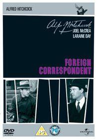 Foreign Correspondent (Hitchcock) - (Import DVD)