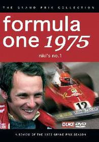 Formula One 1975 - (Import DVD)