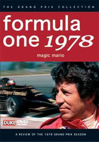 F1 Review:1978 Magic Mario - (Region 1 Import DVD)