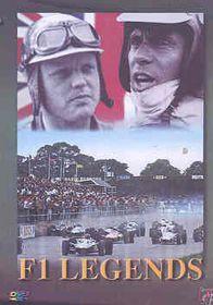 Formula One Legends - (Import DVD)
