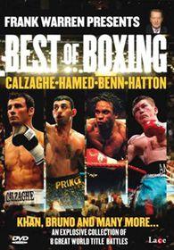 Frank Warren - Best of Boxing - (Import DVD)