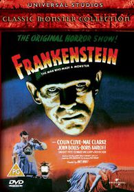 Frankenstein (Boris Karloff) - (Import DVD)