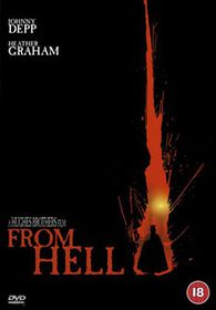 From Hell (Single Disc) - (Import DVD)