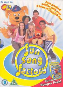 Fun Song Factory-Songs/Farm - (Import DVD)