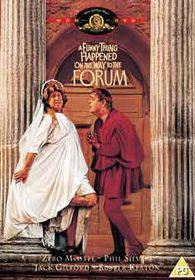 A Funny Thing Happened on the Way to the Forum - (Import DVD)