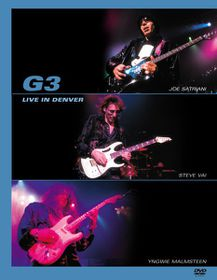 G3-Live In Denver - (Import DVD)