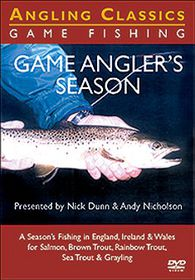 Game Angler's Season - (Import DVD)