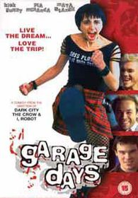 Garage Days - (Import DVD)