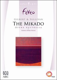 Gilbert & Sullivan-The Mikado (Sydney Opera House 1987) - (Import DVD)