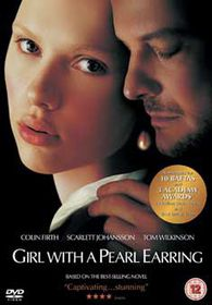 Girl With A Pearl Earring - (Import DVD)