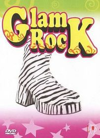 Glam Rock-Hits of the 70's - (Import DVD)