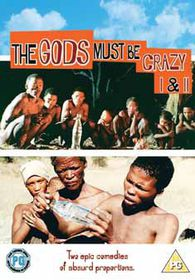 Gods Must Be Crazy 1 & 2 - (Import DVD)
