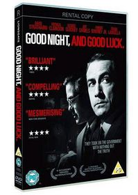 Good Night and Good Luck - (Import DVD)