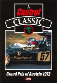 Grand Prix of Austria 1972 - (Import DVD)