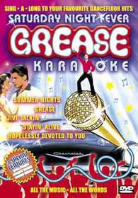 Grease/Saturday Night.Karaoke - (Import DVD)