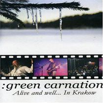 Green Carnation - Alive & Well - (Import DVD)