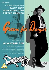 Green For Danger - (Import DVD)