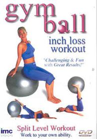 Gym Ball-Inch Loss Workout - (Import DVD)