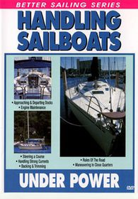 Handling Sailboats Under Power - (Import DVD)