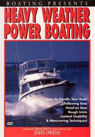 Heavy Weather Power Boating - (Import DVD)