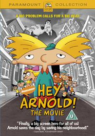 Hey Arnold-The Movie - (Import DVD)
