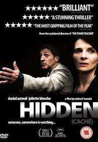 Hidden (Cache) - (Import DVD)