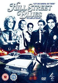 Hill Street Blues-Series 2 Set (4 Discs) - (Import DVD)