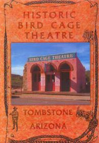 Historic Birdcage Theatre - (Import DVD)