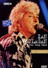 Ian Mclagan - Live In Concert - (Import DVD)