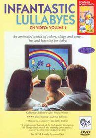 Infantastic Lullabies Vol.1 - (Import DVD)