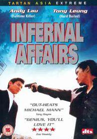 Infernal Affairs - (Import DVD)