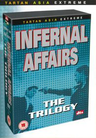 Infernal Affairs Trilogy (3 Discs) - (Import DVD)