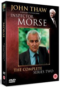 Inspector Morse-Series 2 (3 Discs) - (Import DVD)