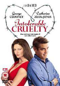 Intolerable Cruelty - (Import DVD)