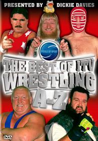 ITV Wrestling-A-Z Best of - (Import DVD)