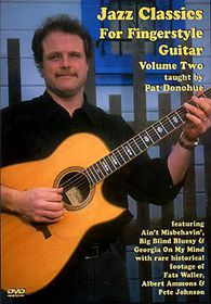 Jazz Classics Fingerstyle 2 - (Import DVD)