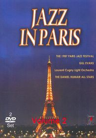 Jazz In Paris Vol.2 (2 Discs) - (Import DVD)