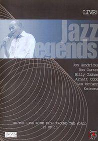 Jazz Legends Live 12 - (Import DVD)