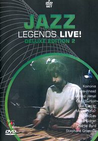 Jazz Legends Live-Deluxe Edi.2 (2 Discs) - (Import DVD)
