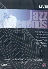 Jazz Legends-Arnett Cobb - (Import DVD)