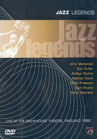 Jazz Legends-At the Brewhouse - (Import DVD)