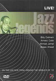 Jazz Legends-Cobham,Cobb,Jamel - (Import DVD)