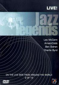 Jazz Legends-Mccan,Cobb,Sidran - (Import DVD)